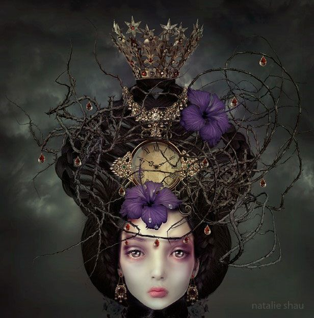 The amazing work of Natalie Shau