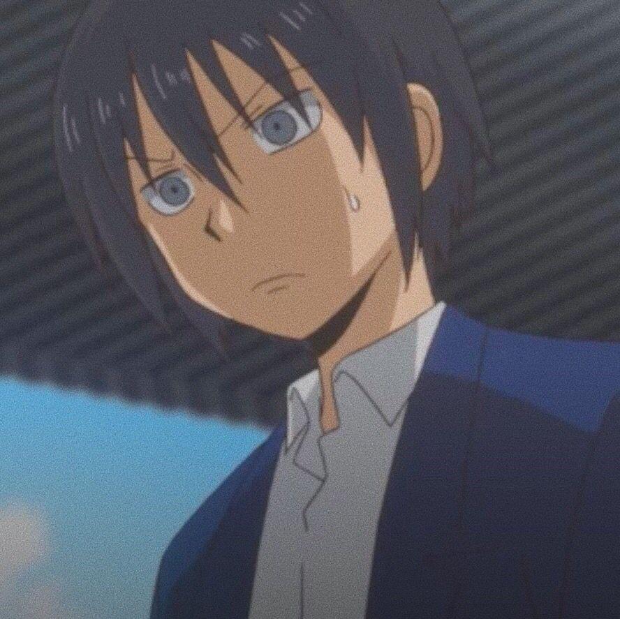 Tadakuni   Danshi Koukousei no Nichijou   Anime, Nichijou, Anime icons
