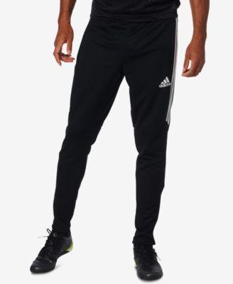 adidas Men's ClimaCool Tiro 17 Soccer Pants BlackGreen