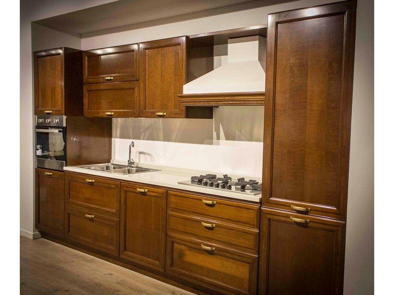 Cucina le fablier mod. i ciliegi scontata del 50 | Kitchen