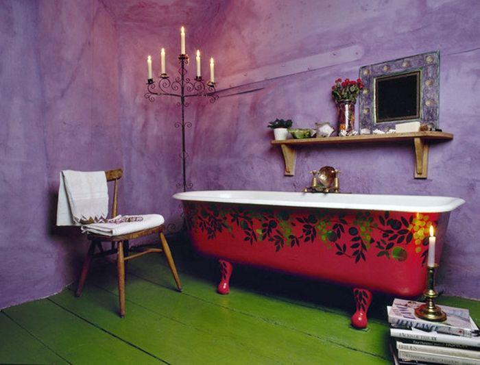 Accessori Per Il Bagno Colorati : Un bagno colorato per vivere a coloribagni dal mondo un blog sulla