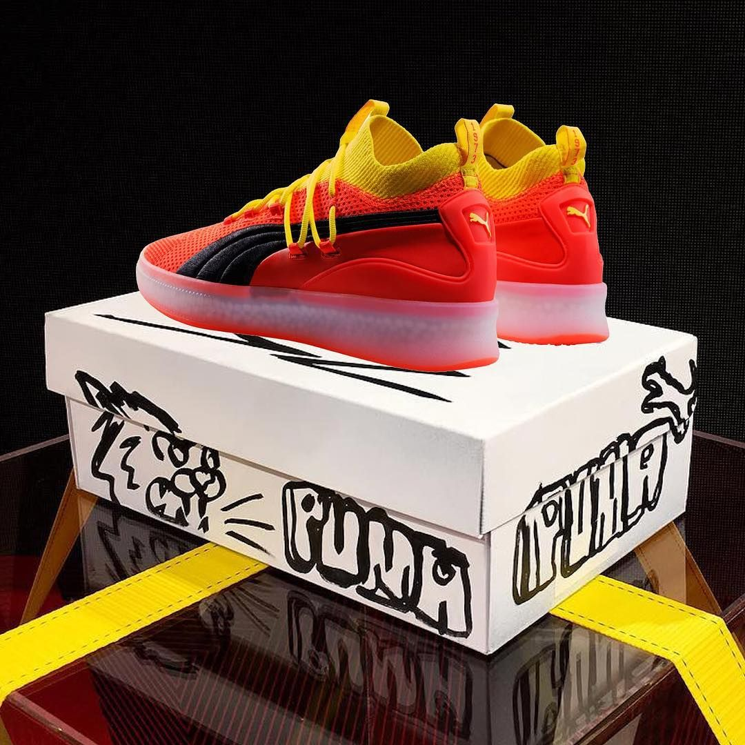 promo code 9c19d 2dc11 Puma Hoops reveals the Clyde Court Disrupt, a modernized ...