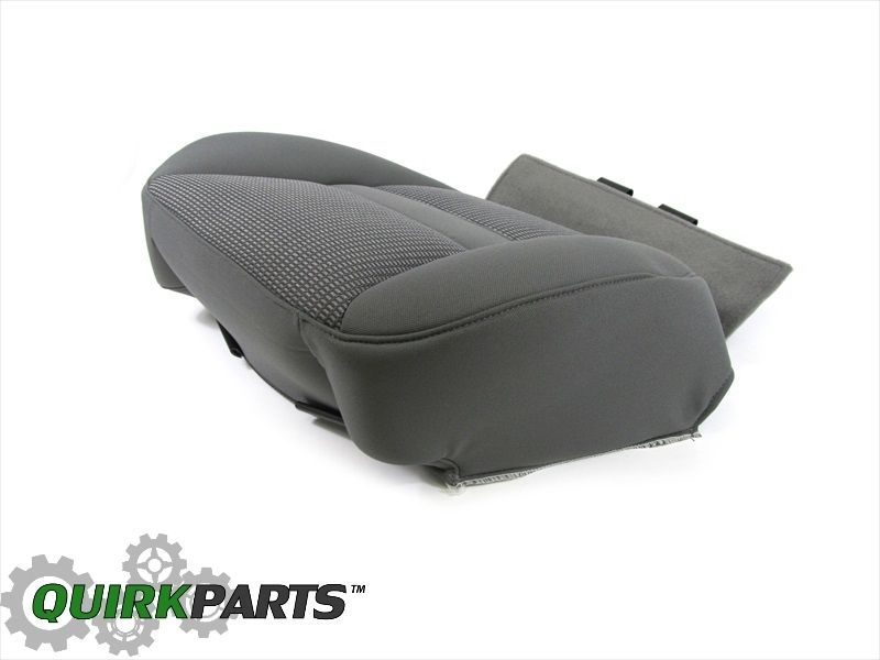 VW TRANSPORTER PANEL VAN HEAVY DUTY SINGLE DRIVER GREY CAMO SEAT COVER