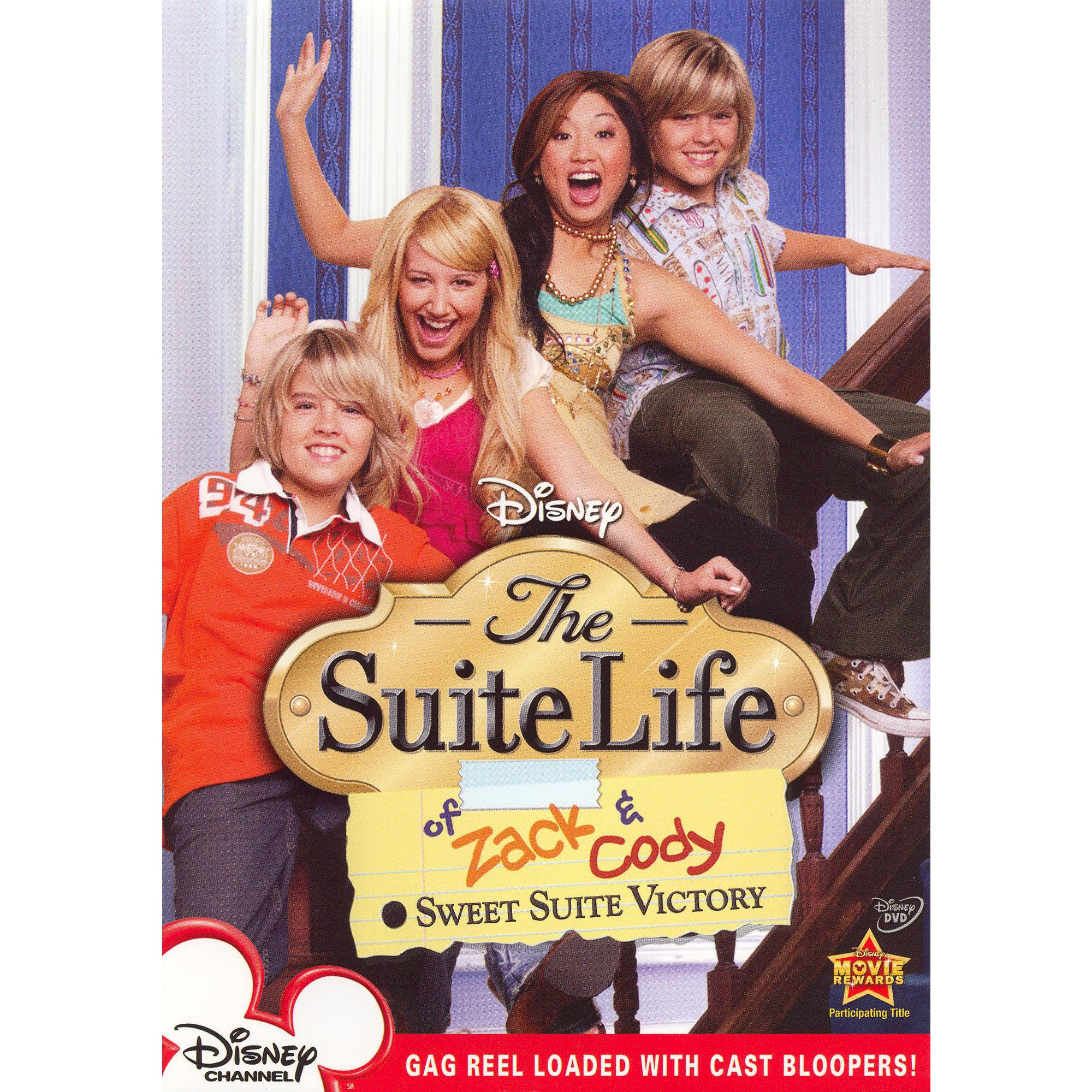 The Suite Life of Zack and Cody Sweet Suite Victory