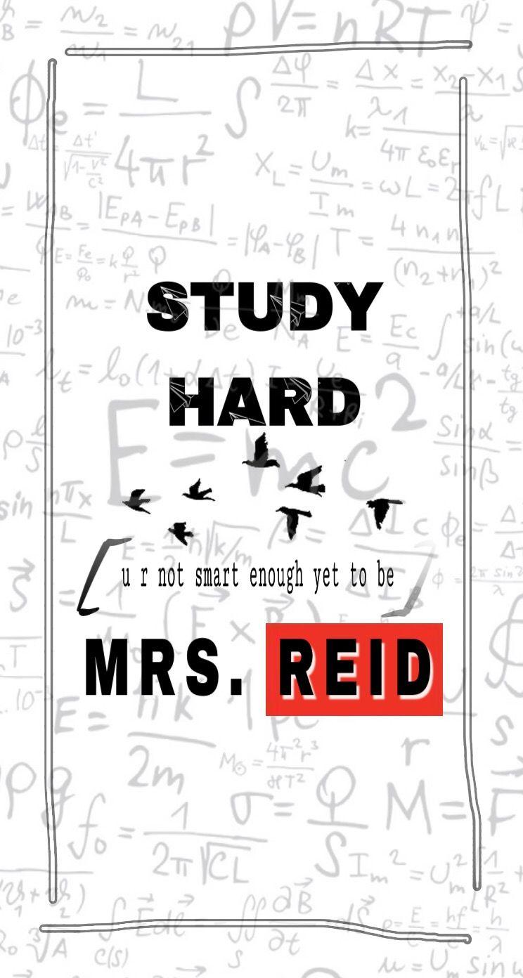 Iphone Lockscreen Wallpaper Spencer Reid Criminal Minds Study