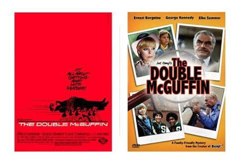 Saul Bass The double McGuffin 1979
