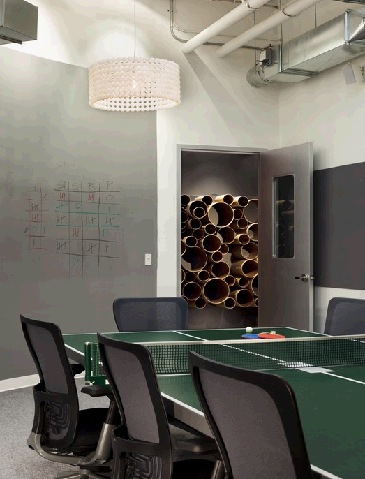 Table Tennis Room Design: Why Not? Cool Will Buy An Old One ...table Tennis Meeting