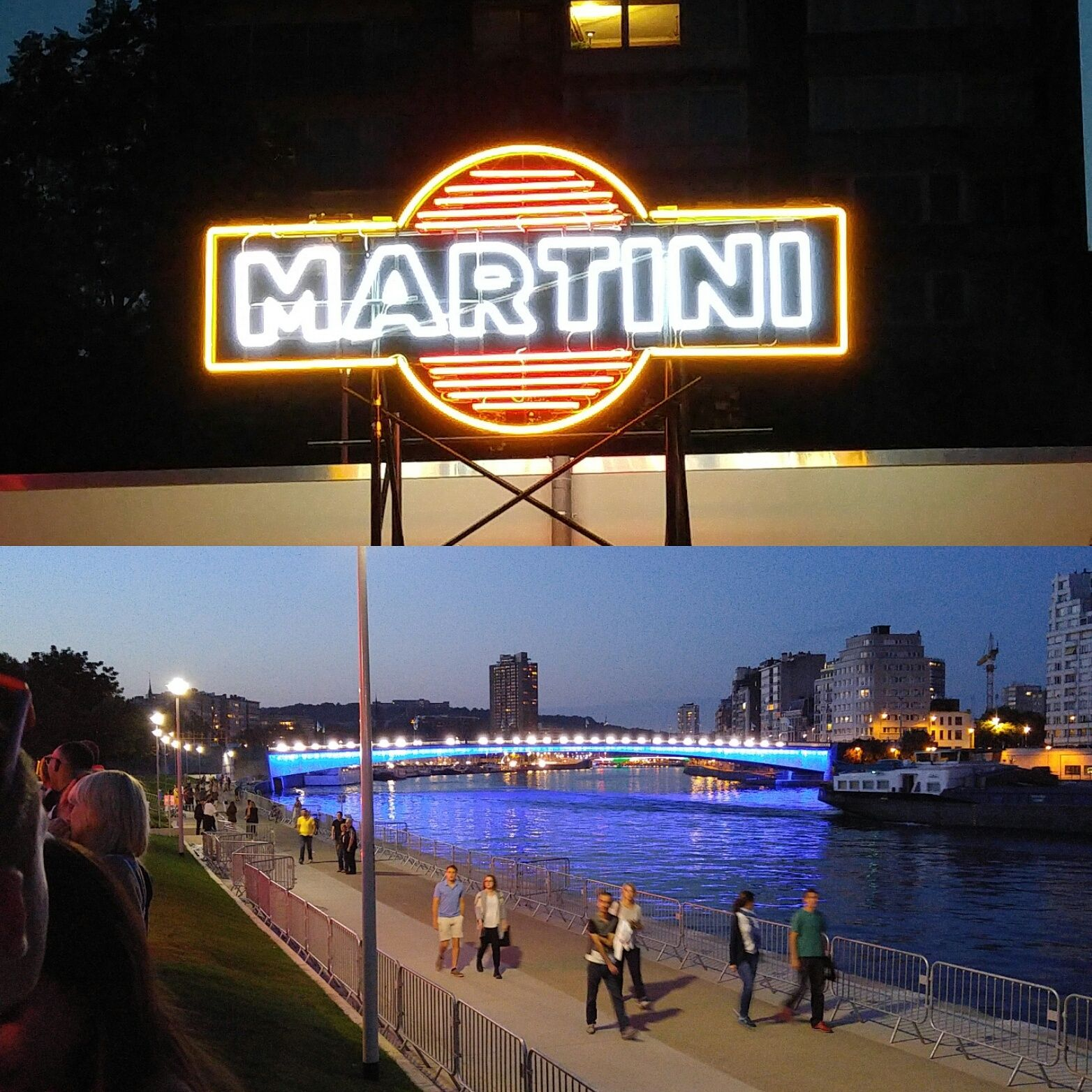 Terrazza Martini. Héliport. Liège. 2015. | Martini | Pinterest ...