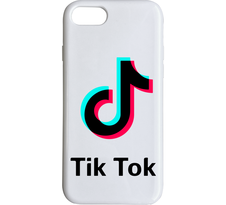 Tik Tok Mobile Pc Computer Video Game App Logo Icon Geek
