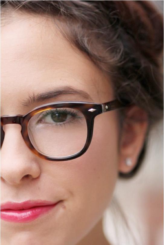 3) nerdy - taped glasses   ファッション