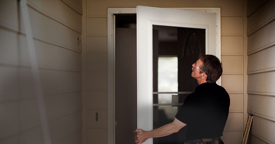 Professional Door Installation By The Home Depot The Brand You Trust Our Experts Can Replace Interior Exterior And Front Doors For A Exterior Doors Patio Doors Home Depot