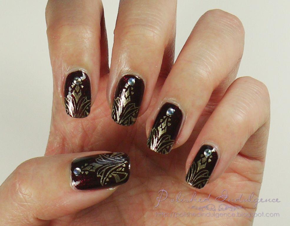 henna designs for nail art   Nails, Nail designs, Nail art