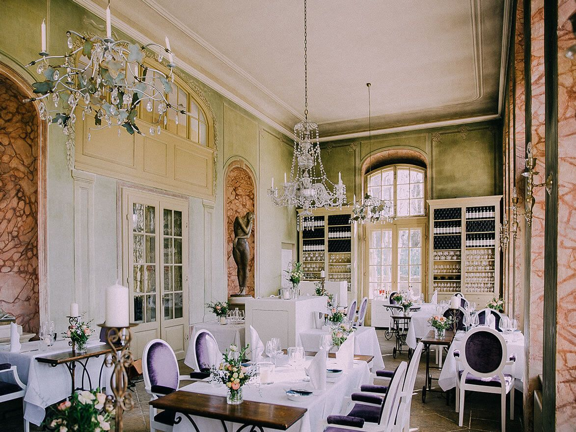 Restaurant Atelier Sanssouci | Villa Sorgenfrei