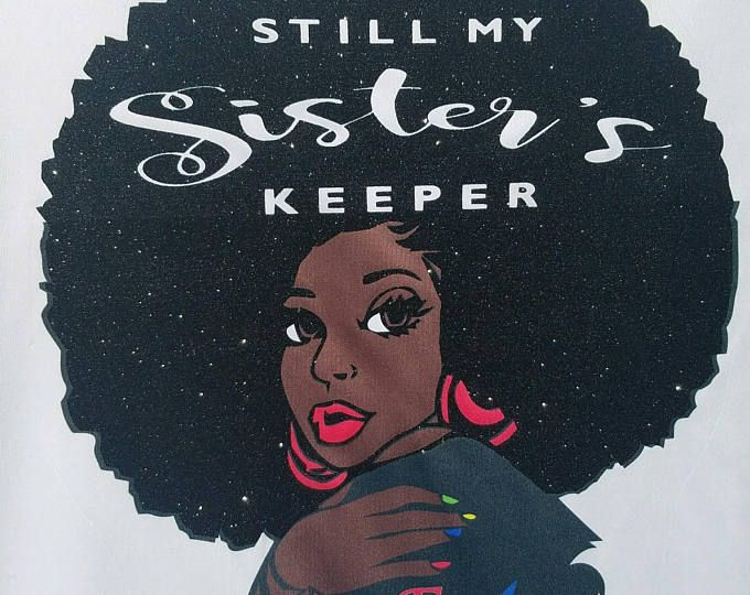 I M Still My Sister S Keeper Afro Glitter Order Of The Eastern
