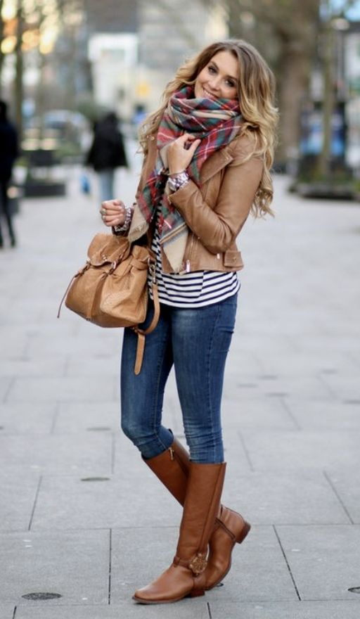 NYC Blanket Scarf #falloutfits2019