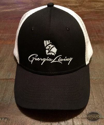 e756f15fabe Georgia Living Quality Trucker Hat