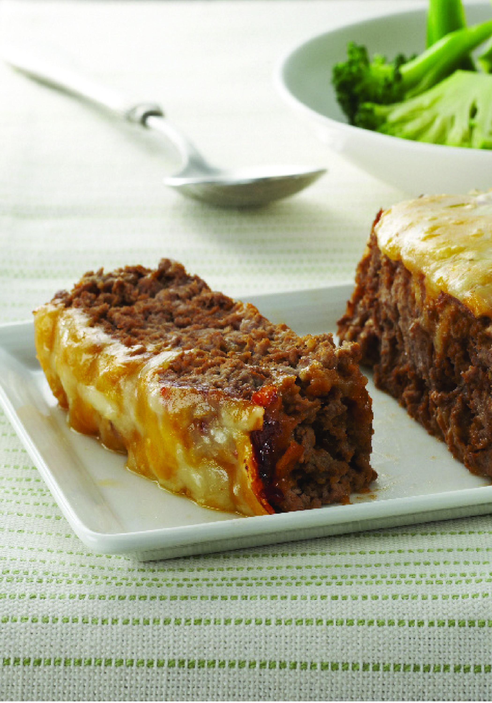 QuickFix Cheeseburger Meatloaf Recipe Recipes