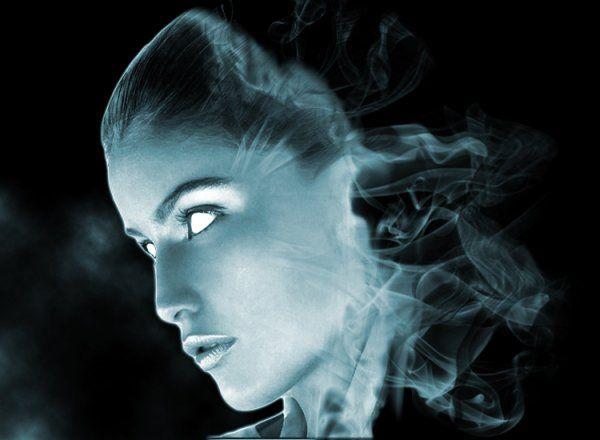 chica de humo - Otros | Dibujando.net