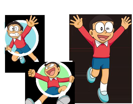Nobita Dibujos Animados Dibujos Animados Personajes Doraemon El Gato Cosmico