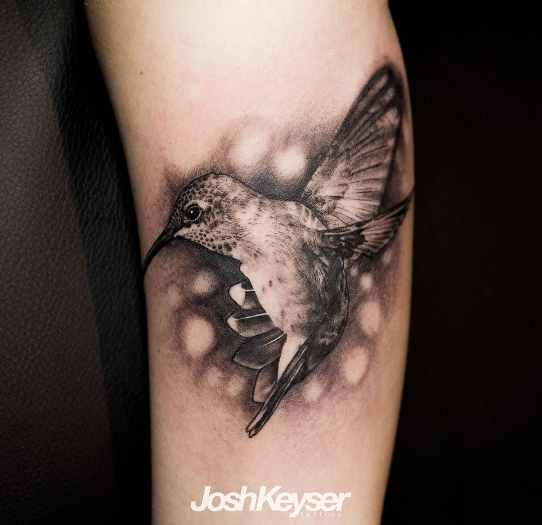 Hummingbird Tattoo By Joshua Keyser Joshkeysertattoos Revolution Ink In Pelham Alabama Revolutionink Revcrew Hummingbird Tattoo Realism Tattoo Tattoos
