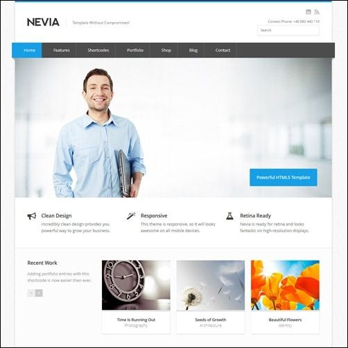 35 best high quality business website templates huedesigner 35 best high quality business website templates fbccfo Image collections