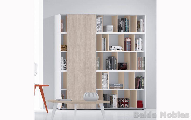 Librer a moderna 3 muebles belda kazzano en muebles belda pinterest muebles librerias - Muebles belda ...