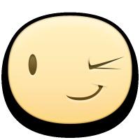 facebook-sticker-wink-cryptlife | Healthy recipes | Facebook