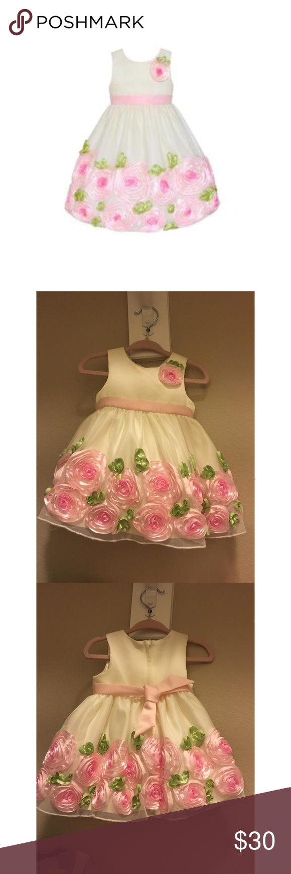 American Princess Baby Dress New W Out Tag For A Formal