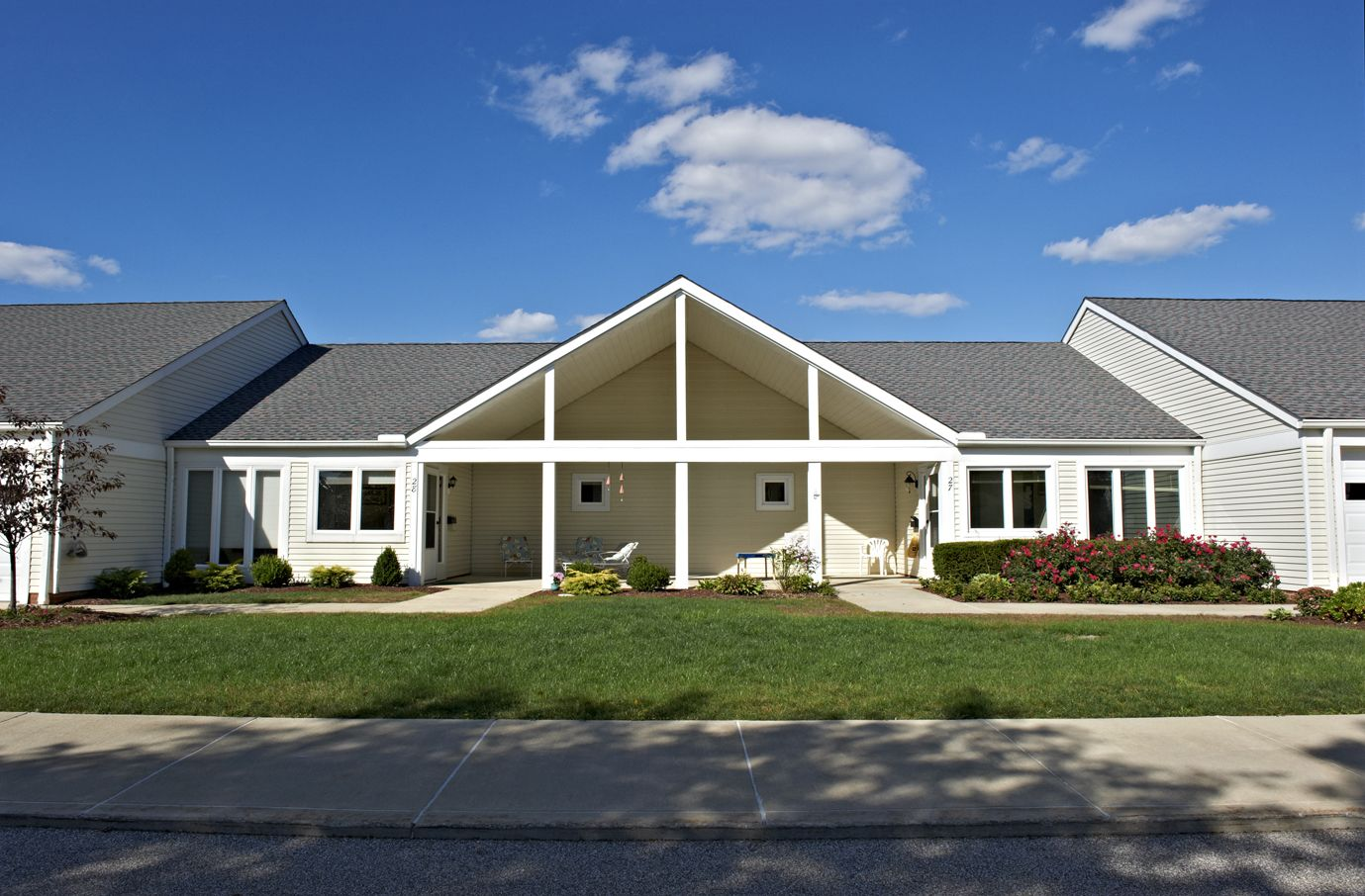 The Renaissance Retirement Campus Olmsted Township Ohio