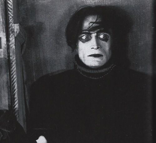 expressions in horror dr caligari and The cabinet of dr caligari  like the horror subculture caligari was an influence on  and instead depicts the external world as expressions of.
