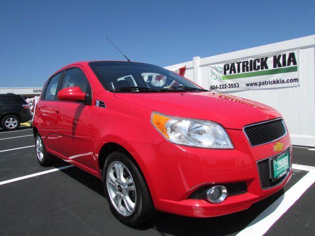 2011 Chevrolet Aveo 38 527 Miles 14 995 Chevrolet Aveo
