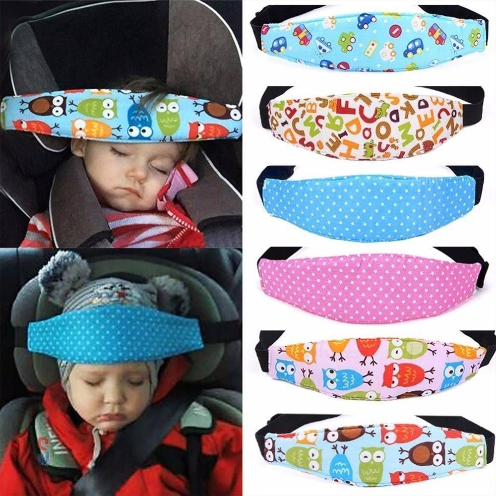 Car Safety Seat Sleep Positioner Infants And Baby Head