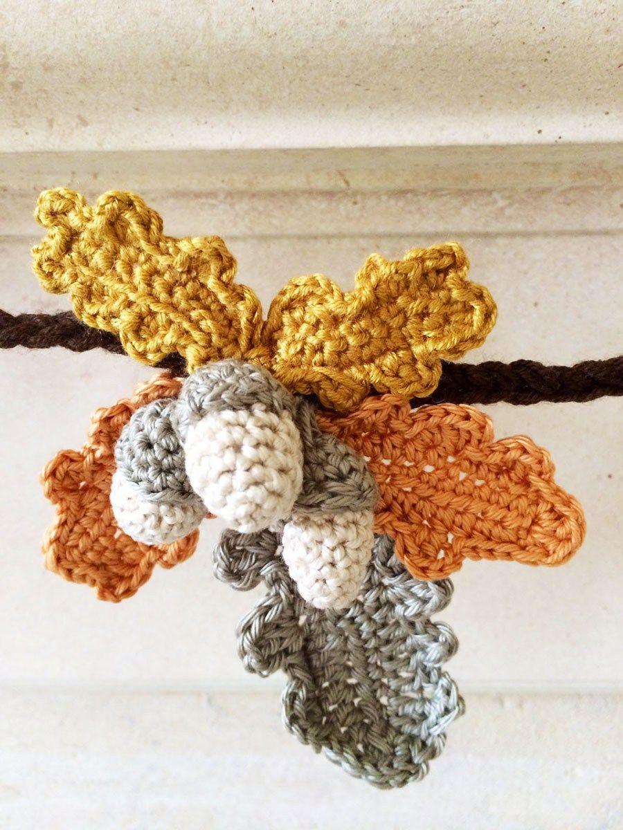 Ten Beautiful Free Autumn Crochet Patterns   Autumn crochet, Autumn ...