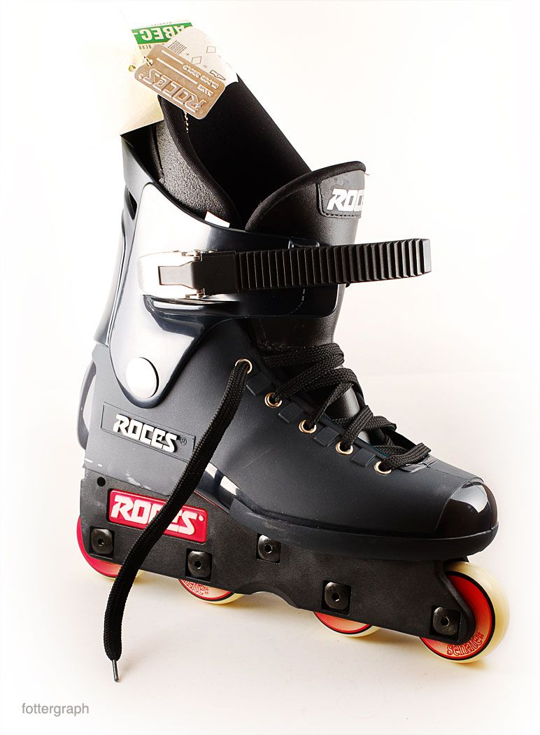 were first skate's These when Roces I THE to Majestic's own H2WED9IY
