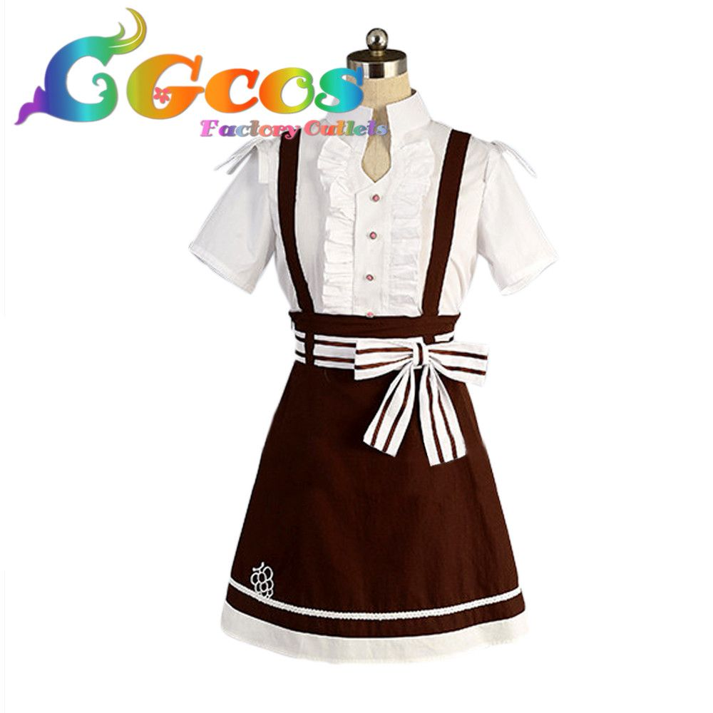 Click to Buy ucuc CGCOS Free Shipping Cosplay Costume ichu Hanabusa