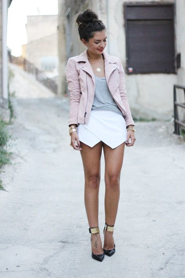 dbeb87499b0 Outfits with Pale Pink Blazers-19 Ways to Wear pink Blazers