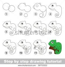 Resultado De Imagen Para Imagen Animada De Iguana Para Imprimir