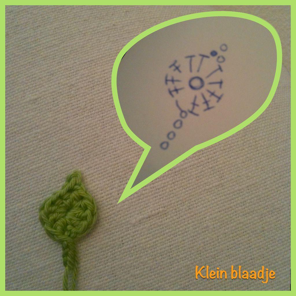 Tiny Leaf Crochet Crochet leaves, Crochet flowers, Crochet