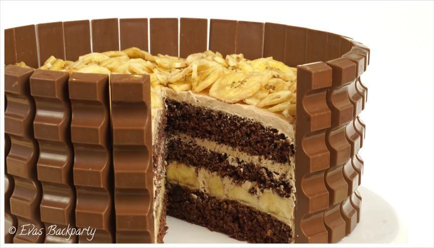 pin von melina sophie auf kuchen schokoladen torte. Black Bedroom Furniture Sets. Home Design Ideas