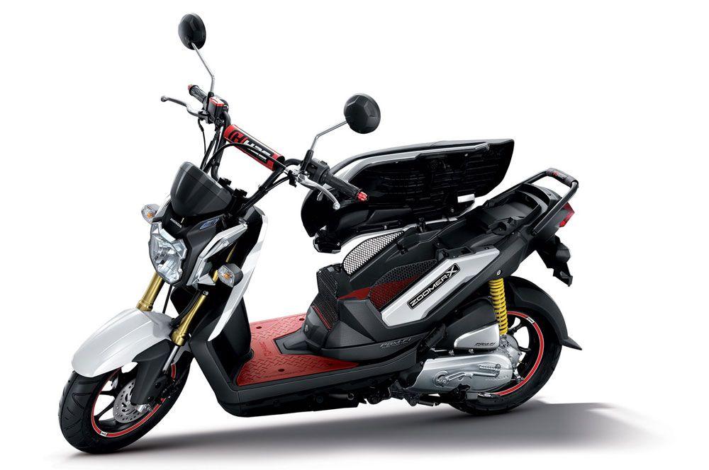 Honda Zoomer X Motos Personalizadas Motos Mudanzas