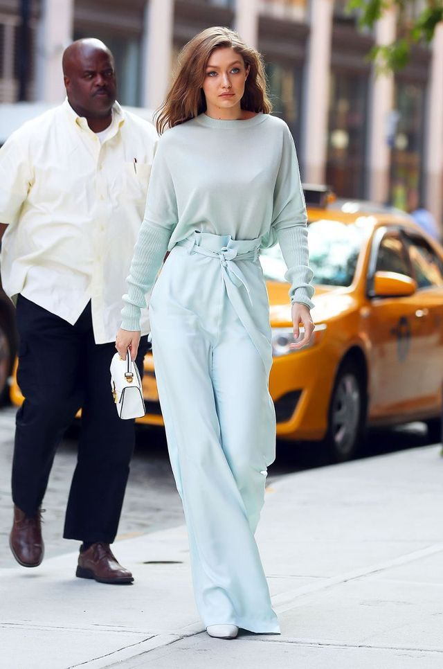 We Thought We Were Over This Pant Style—Until We Saw This