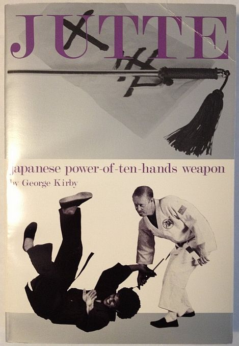 the difference between a jitte and a jutte classical weaponry of japan special weapons and tactics of the martial arts by serge mol page 3