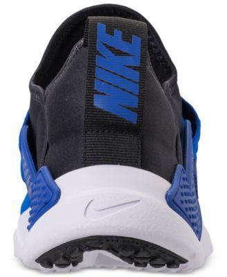 cf9e8e1888 Nike Little Boys' Huarache Extreme Running Sneakers from Finish Line - Black  1.5