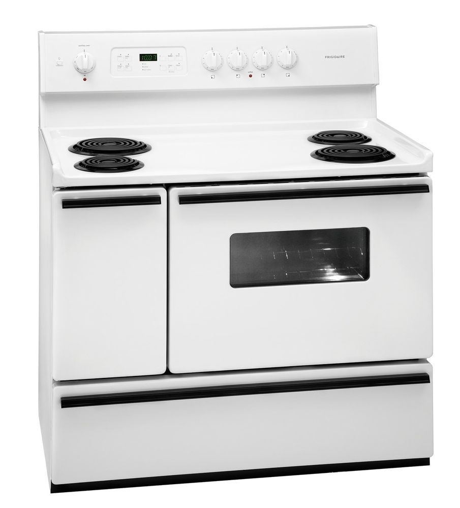 New Frigidaire White 40 Quot Freestanding 40 Inch Electric