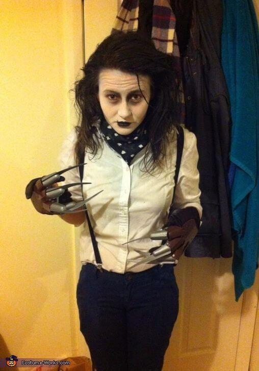 Ausgefallene Diy Ideen Kostume Fur Die Halloween Party Halloween