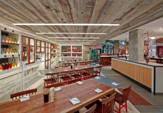 Farmers Fishers Bakers Rizform Restaurant Spaces