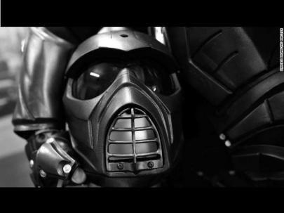 ¿Y si Industrias Stark fabricara el traje de Batman?