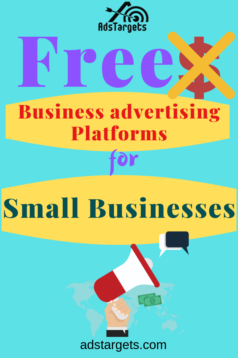 free online advertising for small business