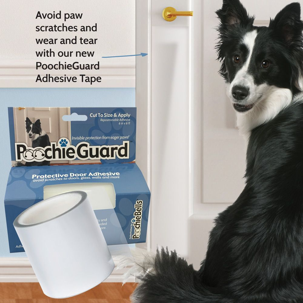 Poochieguard No More Dog Scratches On Doors Window Sills Glass
