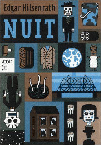 Amazon Fr Nuit Edgar Hilsenrath Jorg Stickan Sacha Zilberfarb Livres Nuit Livre Livres A Lire